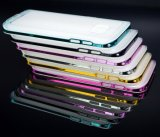 Popular Metallic Bumper+TPU 2in1 Mobile Phone Covers for Samsung