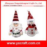 Christmas Decoration (ZY15Y084-1-2) Christmas Gift Box Christmas Gift Children
