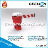 Plastic Retractable Belt Queue Pole Barriers Belt