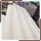 Chinese Ash Fancy Plywood on Straight Grain