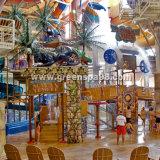 Indoor Big Water House