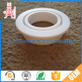 POM/ABS/Nylon Machining Clear Threaded Round Plastic Spacer