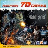 Best Interactive Family Fun 7D Cinema Equipment