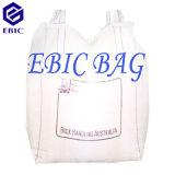 FIBC Jumbo Big Bag with 4 Cross Corner Loops