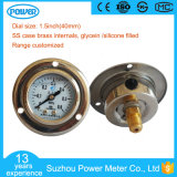 1.5inch 40mm Glycein or Silicone Liquid Oil Pressure Gauge