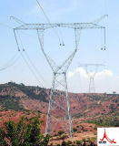 Steel Electric Power Transmission Tower for Steel Products