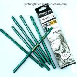 High Quality Hb Pencil with Soft Wood