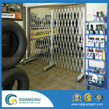 Heavy Duty Steel Portable Expandable Gates with Casters