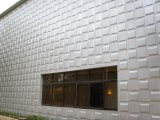 Waterproof Acoustic Sound SMC 3D Panel for External Wall Decoration