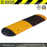 Unbreakable Reflective Industrial Rubber Car Speed Bump (CC-B02)