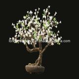 LED Bonsai Artificial Tree Light Outdoor Decoration