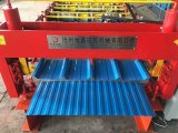 Double Layer Roof Color Steel Cold Roll Forming Machine