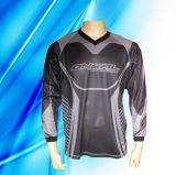 100% Polyester Man′s Long Sleeve Motor Wear