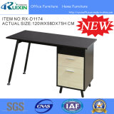 New Home and Office Combination Computer Table with Lateral File Cabinet (RX-D1175)
