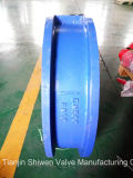 Wafer Butterfly Check Valve with Ce ISO Approvement