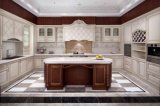 2016 Welbom Assembled Solid Wood Kitchen Cabient
