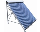 Split 12 Tubes Solar Keymark Solar Collector for Home