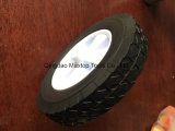 China Quality 8X1.75 Solid Flat Free PU Foam Trolley Wheel