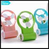 Built-in 800mAh Rechargeable Battery Table Desk Personal Cooler Mini USB Fan