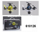 2.4G Smaller Quadcopter, Mini Quadcopter (610126)