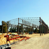 Metal Frame Prefab Warehouse Construction Building