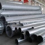 Galvanized Electric Power Transmission Steel Pole
