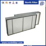 Mini-Pleat HEPA Glass Fibre H13 H14 Filter