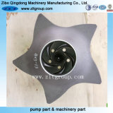 Stainless Steel /Alloy Steel ANSI Durco Pump Impeller 4*3-13
