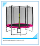 10FT Outdoor Jumping Trampoline with Safety Enclosure