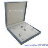 Leather Jewelry Gift Packing Box with Custom Logo