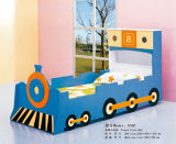 Racing Car Bed in Modern Style for Kids Room (101)