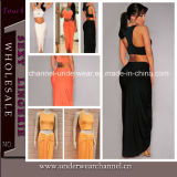 Fashion Tank Top Women Maxi Dress (TKYA313)