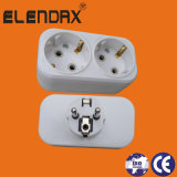 Schuko EU Double Plug Socket (P8812)