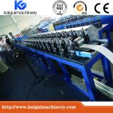 China Manufacturer CZ Steel Purlins Roll Forming Machine