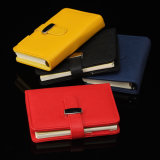 Professional Custom PU Leather Notebook A7