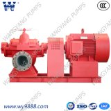 Single Stage Double Suction Axially Split Case Centrifugal Fire Pump
