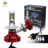 Optional Color 3000K 6500K 8000K 12V 24V Car H4 LED Headlight