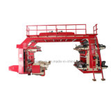 4 Color Flexo Printing Machine for Paper Roll and PE Film From Manufacturer