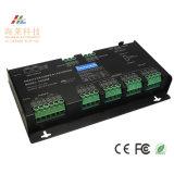 DMX512 Decoder 8CH*10A 8bit/16 Bit