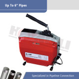 Top Sale Electric Snake Pipe Drain Cleaning Machine Clogged up to 6 Inch (D150)