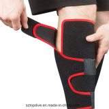 Help in Recovery of Injuries Calf Protective Brace Neoprene