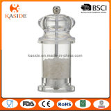 Manual Operate Plastic Salt and Pepper Mill