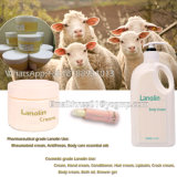 EP/USP/CP Anhydrous Lanolin for Skin soft Moisturizing