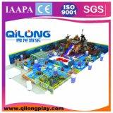 Most Popular Ocean Theme Customised Soft Playground Equipments (QL--093)