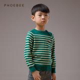 Phoebee Children Garment 12gg Wool Boys Knitted Sweater