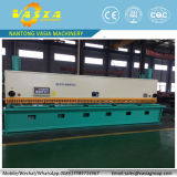 Sheet Shearing Machine with Ball Screw and Linear Guide