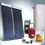 Separated Pressurized Vacuum Tube Solar Water Heater