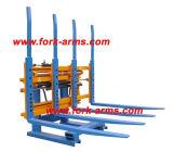 Single/Double Pallet Handler for Forklift