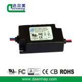 UL Certified LED Power Supply 24W 0.9A Waterproof IP65