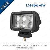 "Super Bright Waterproof 7"" 60W Car Accessory LED Working Lamp"